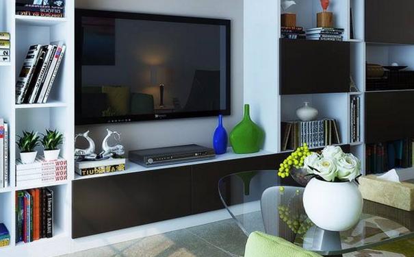 哈尔滨小客厅电视柜怎么摆放 小客厅电视柜摆放要点