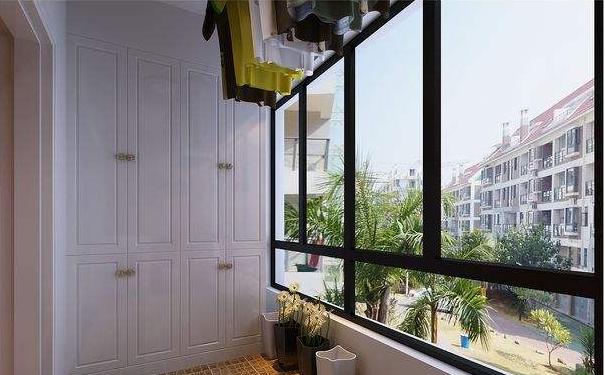 温州室内阳台如何设计 室内阳台设计要点