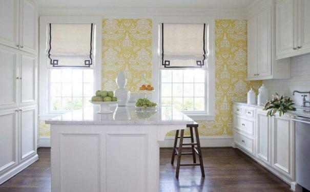 泉州厨房背景墙如何设计 厨房背景墙设计方案