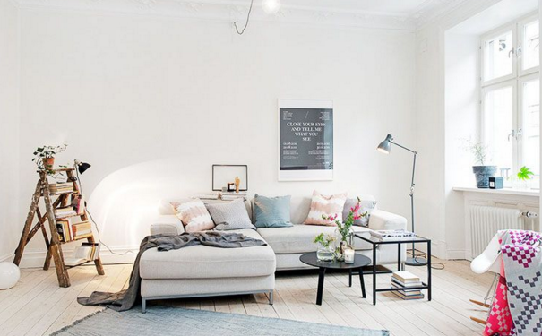 贵阳小客厅适合北欧风格吗 小客厅北欧风格设计