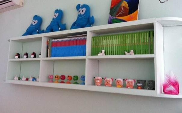 厦门家装如何在墙上做书架 自制墙上书架的步骤