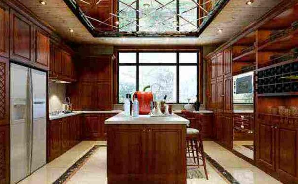 大连新中式厨房如何设计 新中式厨房设计要点