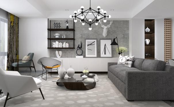 贵阳46平北欧小公寓怎么装修 北欧小公寓装修技巧