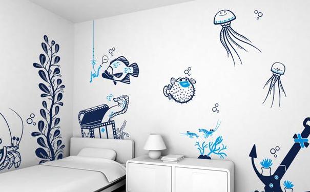 泉州手绘墙怎么制作 手绘墙制作方法与经验