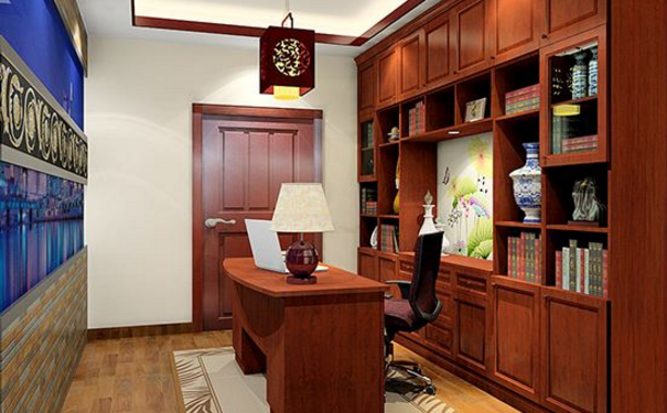 贵阳小书房如何设计 小书房设计攻略