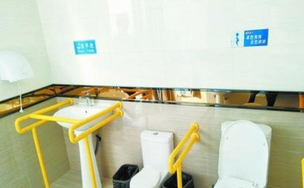 厦门第三卫生间装修设计 让外出游玩的家庭更方便