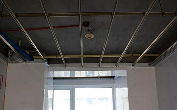 温州铝扣板吊顶安装 铝扣板吊顶安装注意事项