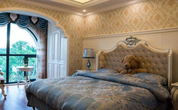 太原欧式卧室怎么设计 浪漫欧式卧室设计