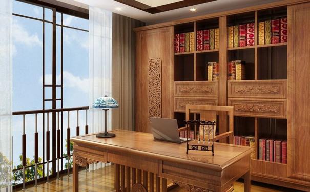 济南家居书房如何打造 书房的装修原则