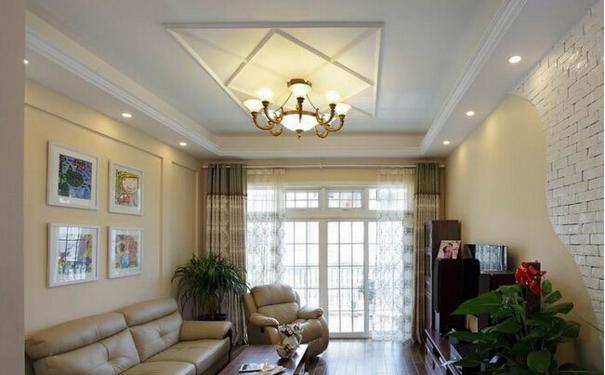 镇江客厅吊顶怎么设计 客厅吊顶设计技巧