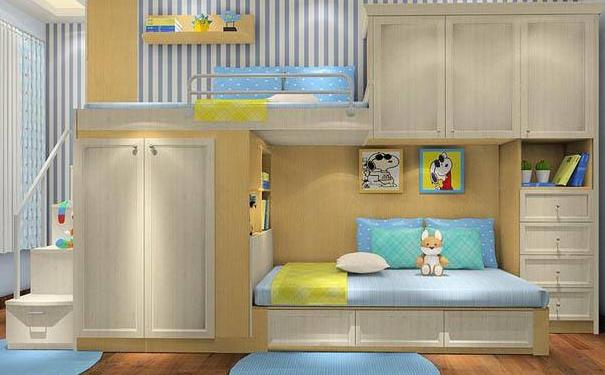 太原小户型儿童房如何设计 小户型儿童房设计要点