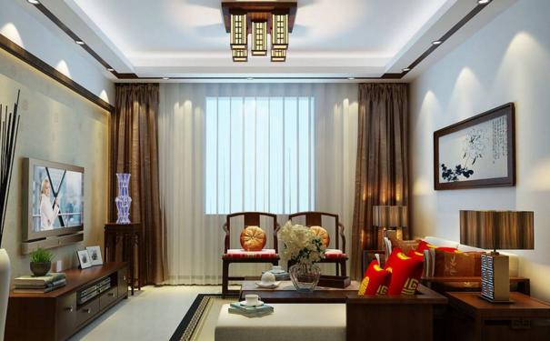 扬州中式客厅如何设计 中式客厅设计要点