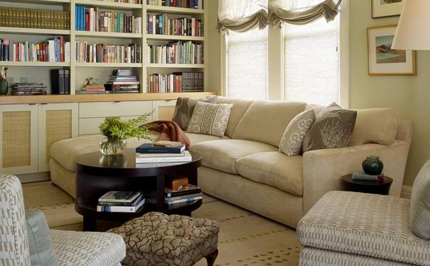 无锡休闲书房如何设计 休闲书房设计要点