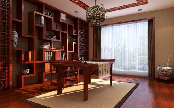 贵阳中式书房如何设计 中式书房设计攻略