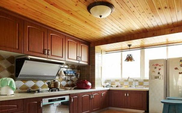 贵阳美式厨房吊顶装修哪种材料好 美式厨房吊顶装修材料介绍