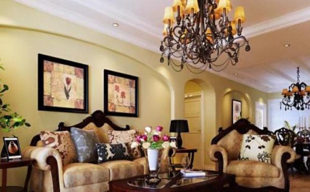 贵阳中式客厅灯饰用什么好 精美的中式客厅灯饰