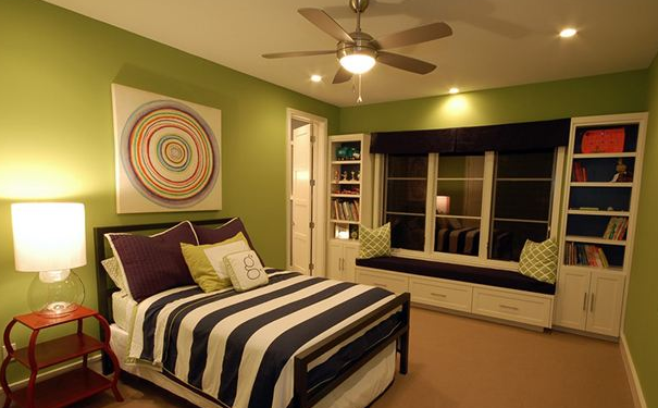 重庆卧室内部色彩怎么设计 卧室内部色彩设计要点