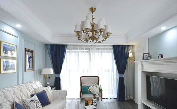 重庆120平米美式家居如何打造 120平米美式风格装修攻略