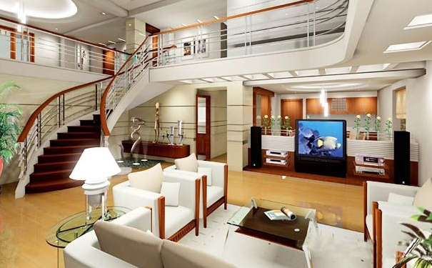 重庆复式楼客厅如何装修 复式楼客厅装修技巧