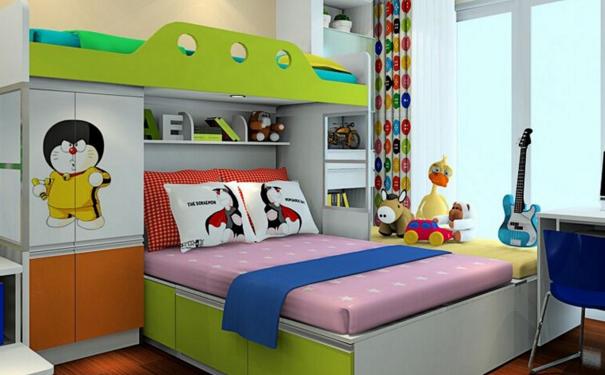 西安儿童双人房怎么装修 儿童双人房装修技巧