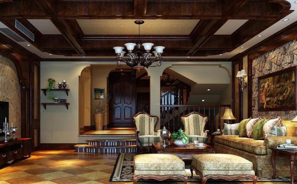 太原美式别墅怎么装修 美式别墅装修攻略