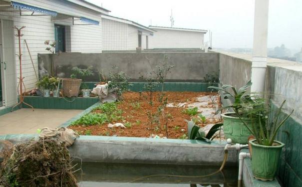 南昌楼顶花园如何装修 楼顶花园装修技巧