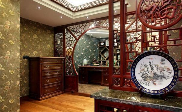 贵阳中式玄关怎么设计 中式玄关设计要点
