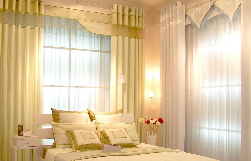 教你清洗高档窗帘 保护好软装质地
