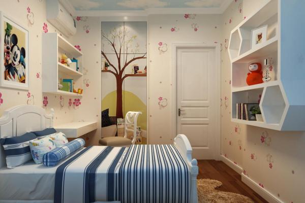 南通小户型儿童房如何设计 小户型儿童房设计要点