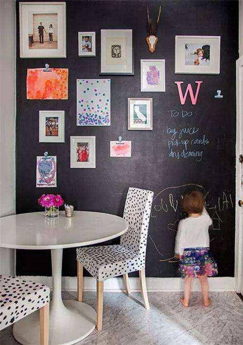美化墙面很设计,照片墙设计案例分享