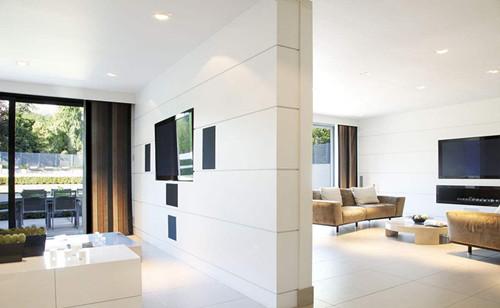 隔断墙如何装修设计 隔断墙的选材和布置