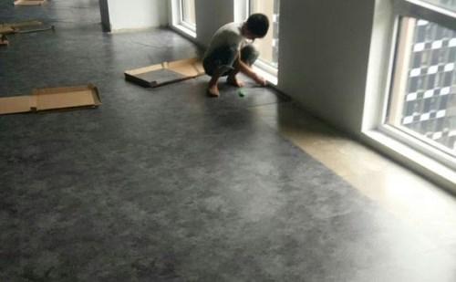 pvc地板施工流程教学 pvc地板施工步骤