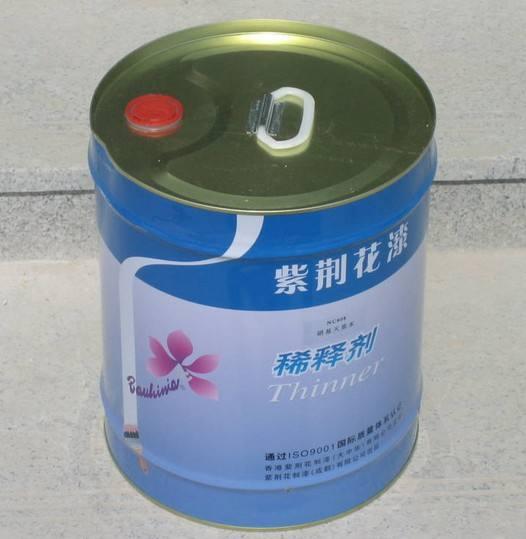 油漆稀释剂配方 有多少种油漆稀释剂