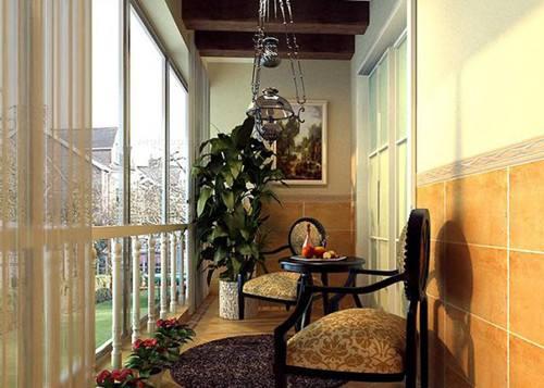 小阳台如何装修设计 小阳台如何装修才好看