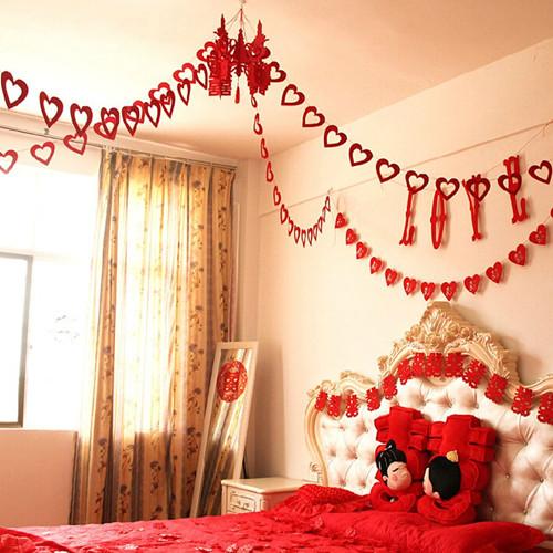 婚房该如何布置 布置婚房诀窍