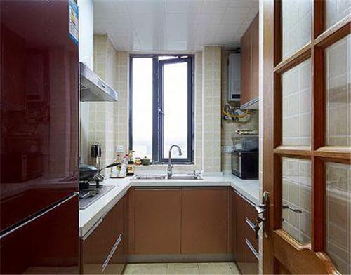 小厨房设计方案 小厨房装修效果图