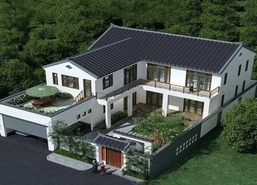 中式别墅如何设计 中式别墅装修设计原则