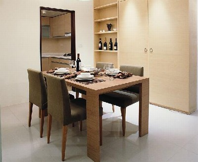 小面积餐厅怎么装 小面积餐厅装修窍门