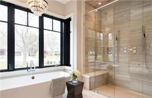 卫生间淋浴隔断材料有哪些 卫生间玻璃隔断选择注意事项