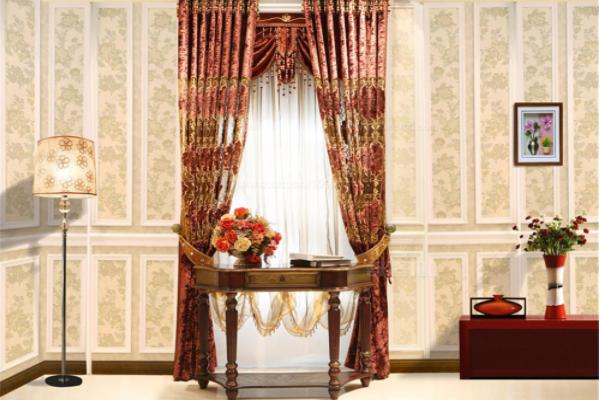 中式风格的家具跟窗帘怎么搭配比较好看 金华中式装修搭配小技巧