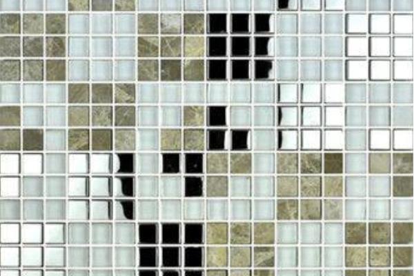 玻璃马赛克跟水晶马赛克一样吗 二者有什么不同
