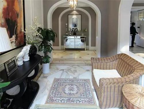 成都欧式风格装修效果图 精致华丽的欧式家装样板房