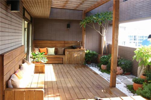 永州主卧连阳台装修效果图大全 让你的卧室多一份精致