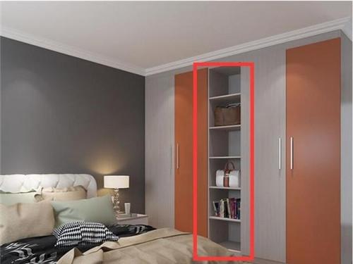 2019卧室衣柜内部设计图推荐 卧室衣柜选择指南