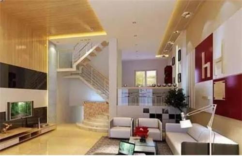 遵义两层楼房装修设计图装修方案 5款经典复式楼鉴赏图片