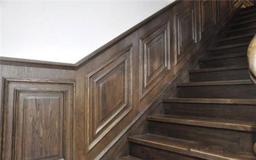 桂林楼梯墙裙贴瓷砖效果图赏析