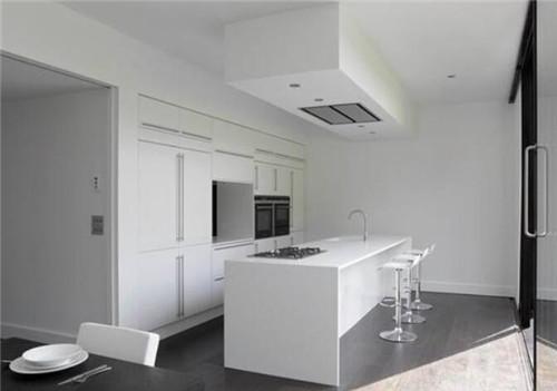 2019烟灰色地板装修效果图 经典烟灰色地板装修案例