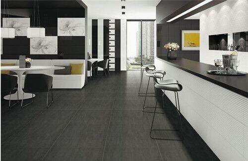 2019淺灰色地磚裝修效果圖 大連客廳瓷磚用什么最合適