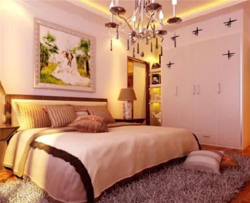 2019少女系房间装修效果图 粉色控女生必备的卧室!