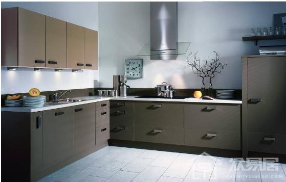 六平米小厨房装修设计攻略 为你推荐实用性整体橱柜